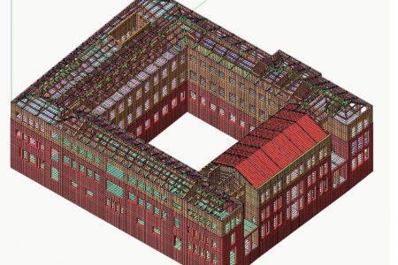 Modello globale edificio