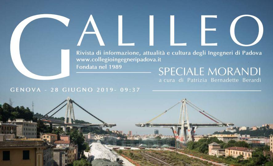 Galileo - copertina